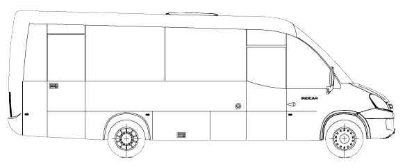 Alquiler Microbus Sevilla
